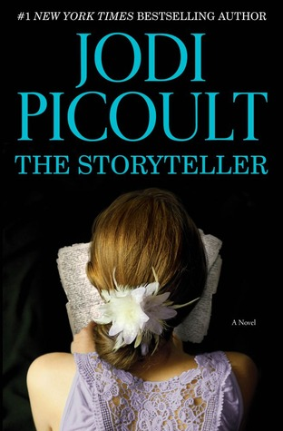 Cover Art of The Storyteller, by Jodi Picoult