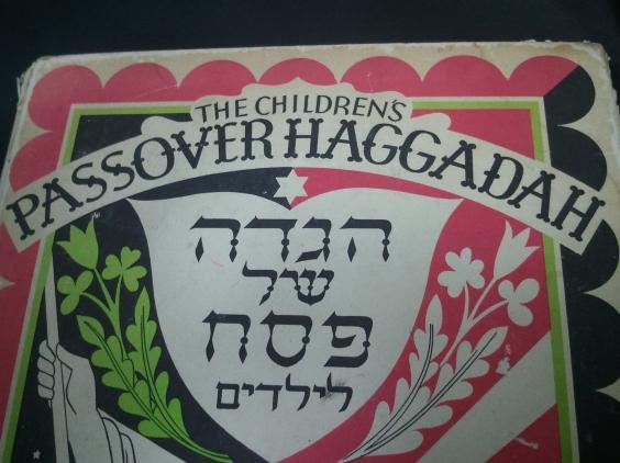 The Children's Passover Haggadah