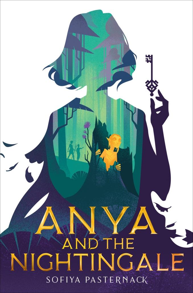 Anya and the Nightingale cover art